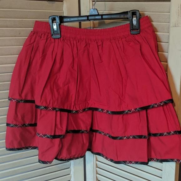 Lands' End Other - Lands End holiday skirt